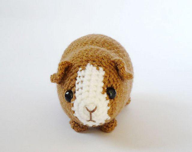 Amigurumi Animals To Make : Guinea pig family by lunascrafts on deviantart i need to make