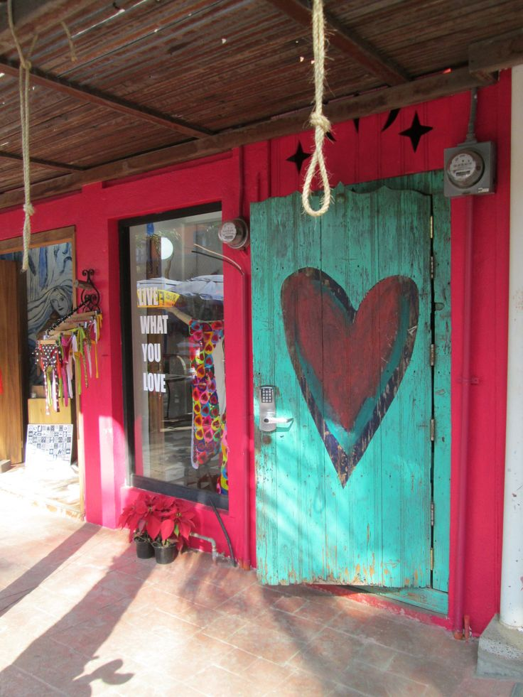 Wanderlust gypsy sayulita mexico art on the door - Wanderlust geschenke ...