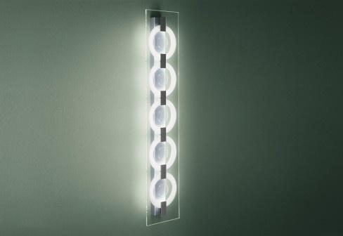 I Tre: O-Sound 5 Wall- Ceiling lamp