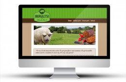 Mangalitsa Delicacy általunk készített honlapja: http://www.mangalitsadelicacy.co.uk/