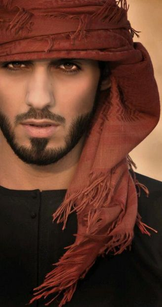 . by - Borkan Al Gala, via Flickr. Bet there's an outrageous ego here, but he's awfully nice to look at.