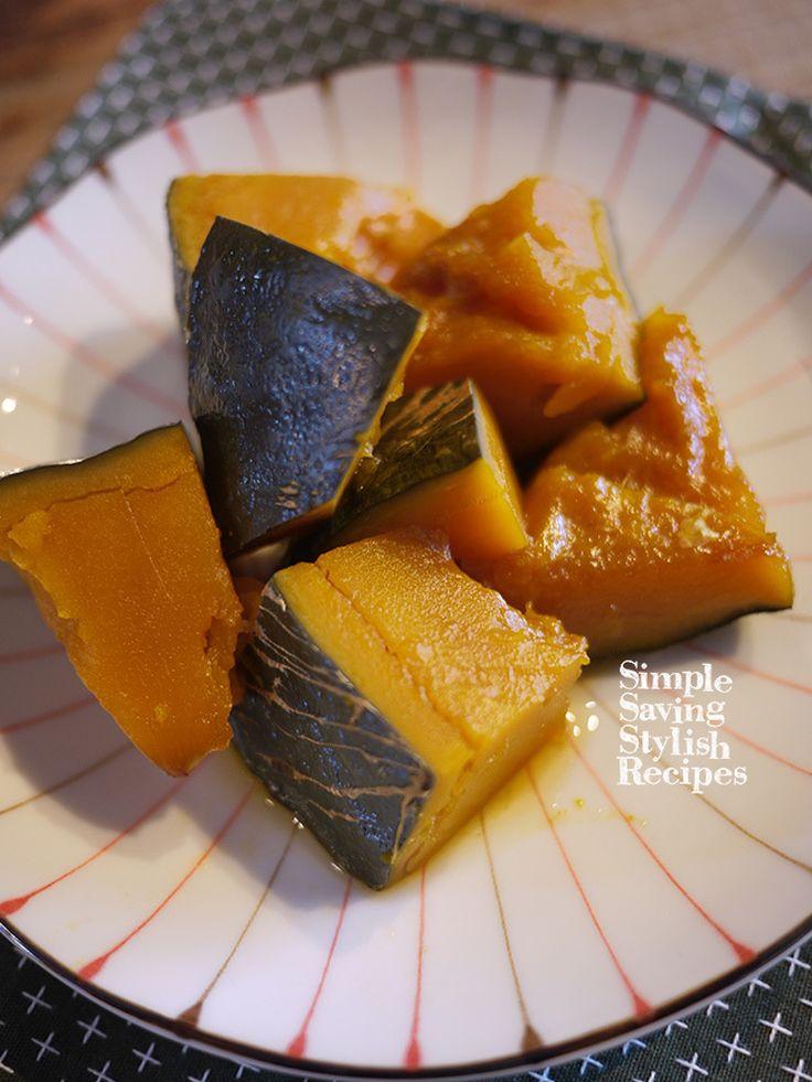 基本の和食 煮崩れしにくいカボチャの煮物 by SHIMA / 日本のお母さんの味!和食の代表の1品「かぼちゃの煮物」実は味付けは至ってシンプル!コツを覚えて煮崩れしにくく美味しく仕上げますやってみると意外と簡単なので是非作ってみてください♪ / Nadia