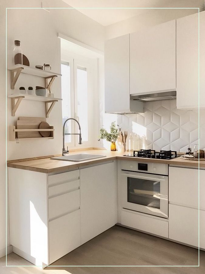 Party Decoration Ideas 12452 25 Best Small Kitchen Ideas And Designs For You Smallkitchendes In 2020 Small Apartment Kitchen Kitchen Design Small Ikea Kitchen Design