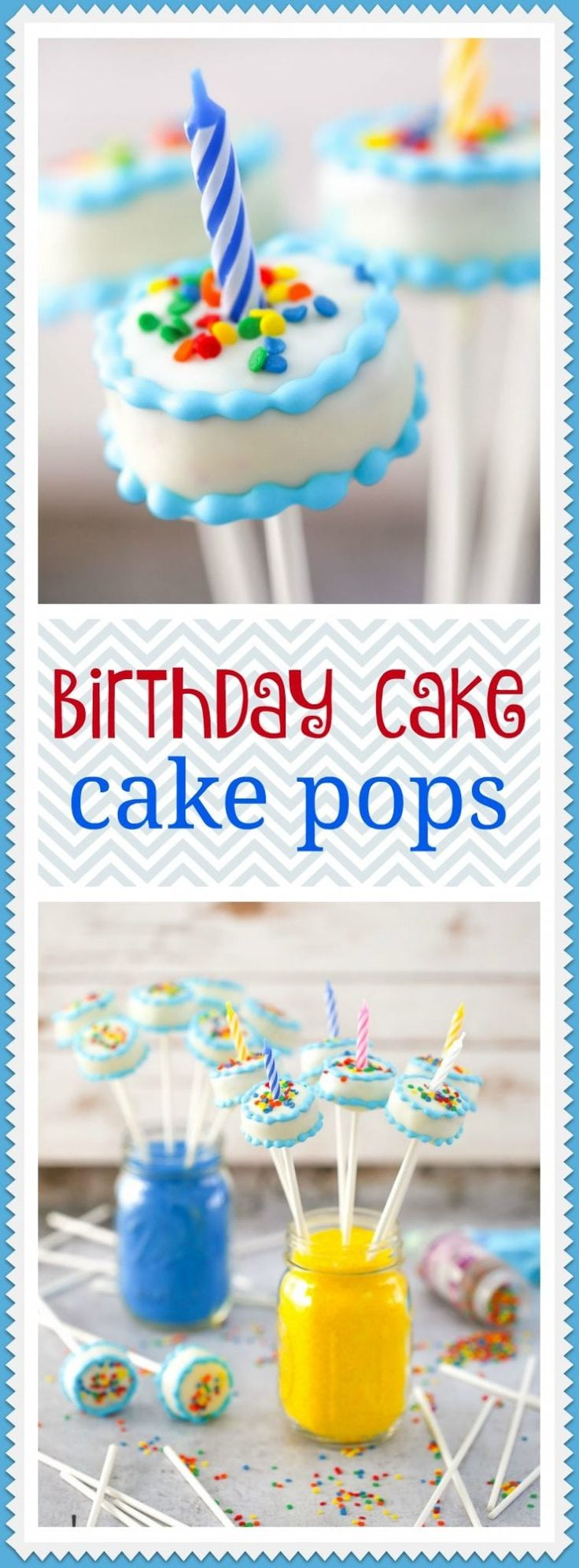 Geburtstagstorte – Cake Pops   – Birthday ideas