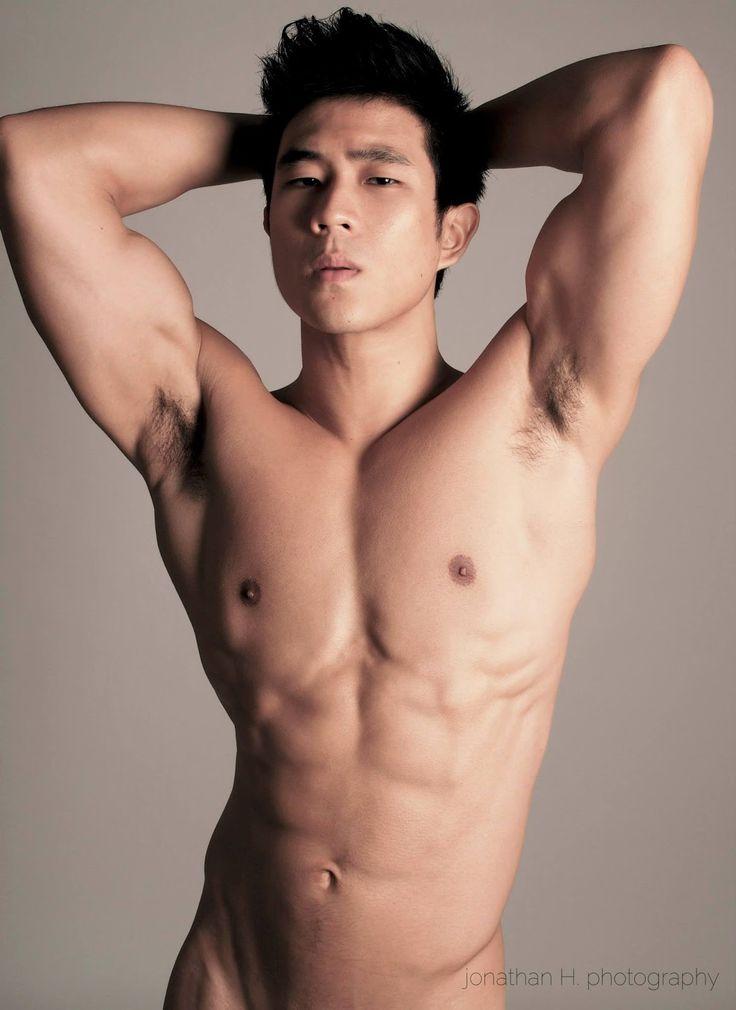 Asian Male Muscle  Asian Men   Pinterest  Asian-7987