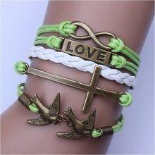 bratara piele ietina black friday cu love http://www.bijuteriifrumoase.ro/cumpara/bracelet-vintage-women-s-fashion-967