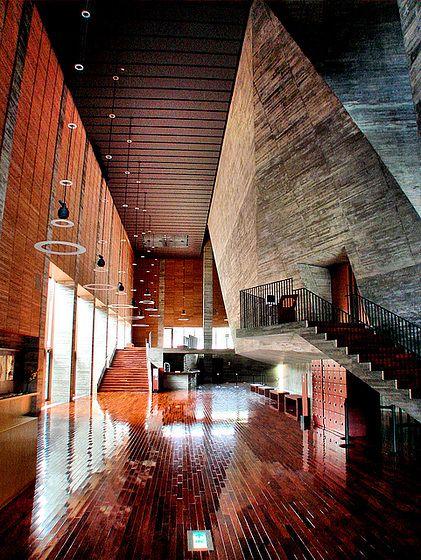 Shimane Art Center/ Hiroshi Naito
