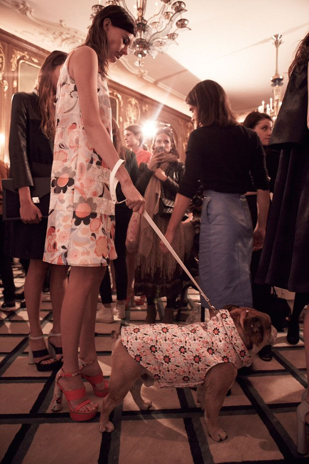 Straight From The SS14 Catwalk - Journal | Mulberry