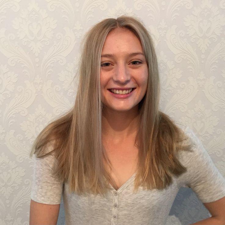 Natural Blonde  www.chillicouture.com.au