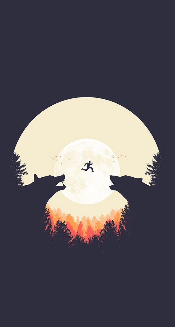 Lua urso