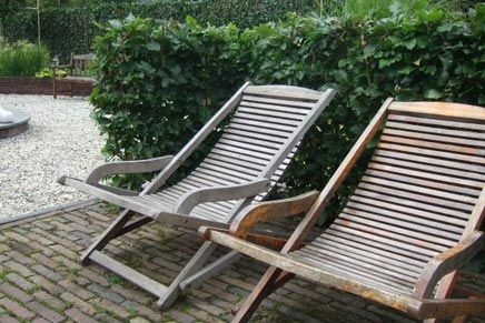 Jaren '30 tuin | Inrichting-huis.com