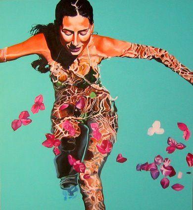 Las Vibrantes Pinturas de © Steve Smith