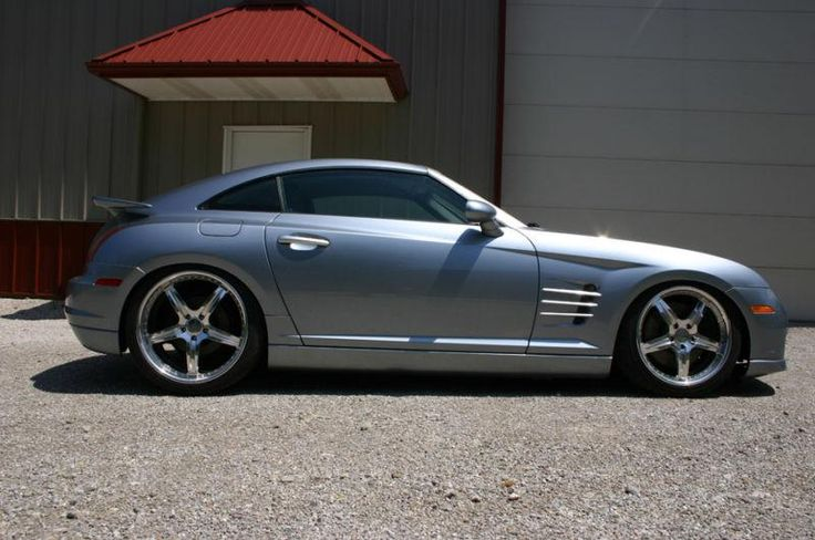 View Another jimmyy 2005 Chrysler Crossfire post... Photo 14559024 of jimmyy's 2005 Chrysler Crossfire SRT-6-Coupe-2D