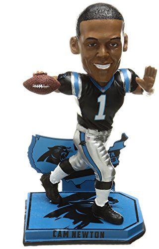 Cam Newton Carolina Panthers Bobbleheads