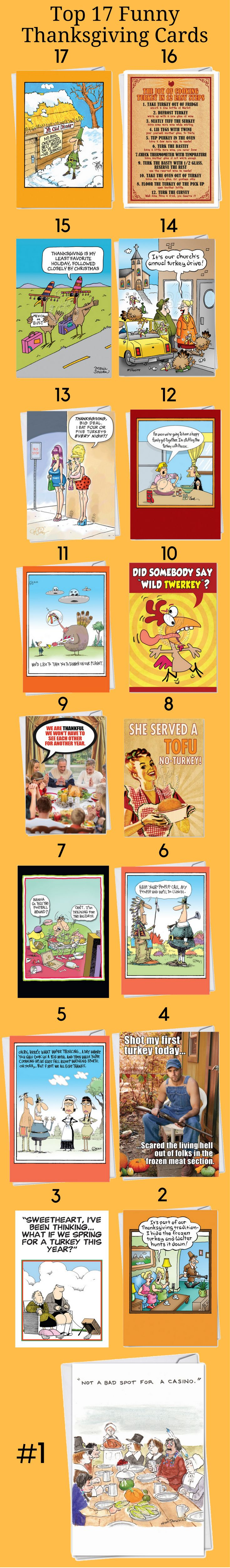 13 best funny thanksgiving cards images on pinterest funny cards find a colorful and side splitting collection of funny thanksgiving cards for sale at nobleworks cards kristyandbryce Image collections