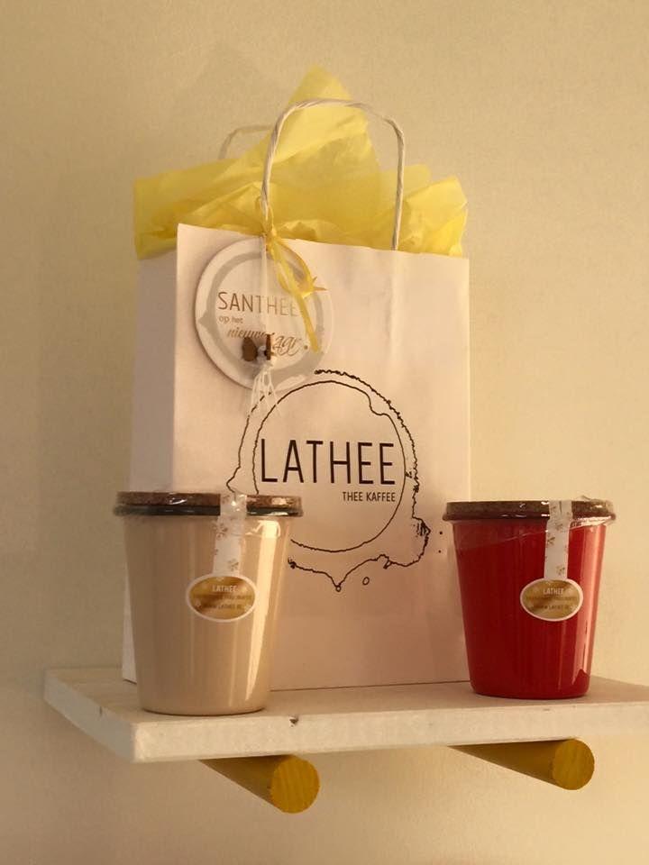 Latheezakje in kerststemming www.lathee.be