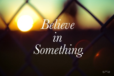 Believe in SomethingSociety6Com, Goodforthesoul, Art Prints, Products Available