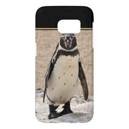 Humboldt Penguin Samsung Galaxy S7 Case -nature diy customize sprecial design