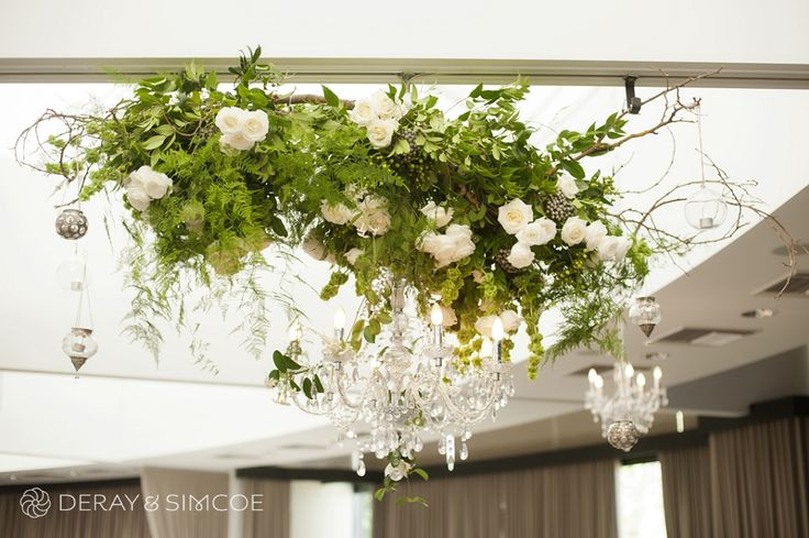 Tree branch flower and floating candle instillation. Wedding reception styling, ideas and inspiration. Wedding Reception at The State Reception Centre Kings Park, Perth Western Australia  Photography by DeRay & Simcoe