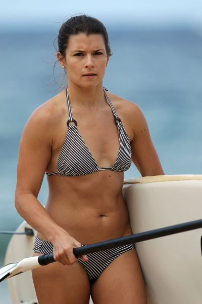 Danica patrick bikini pic are also