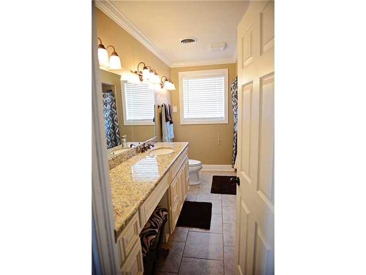 Love seating vanity area built into bathroom counter my house pinterest the cabinet for Bathroom vanity with seating area