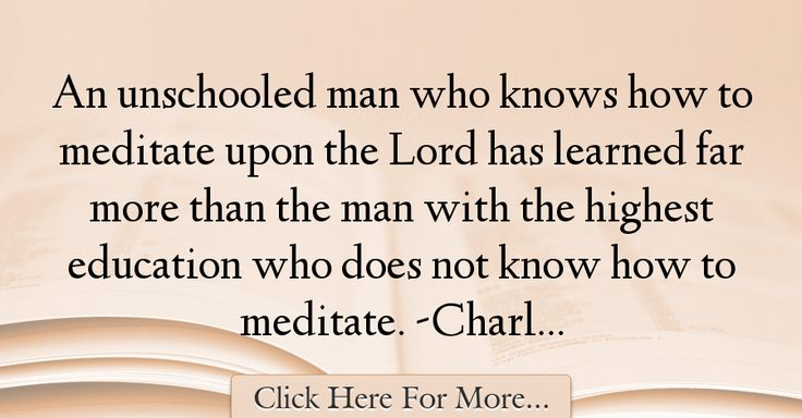 Charles Stanley Quotes About Education - 15972