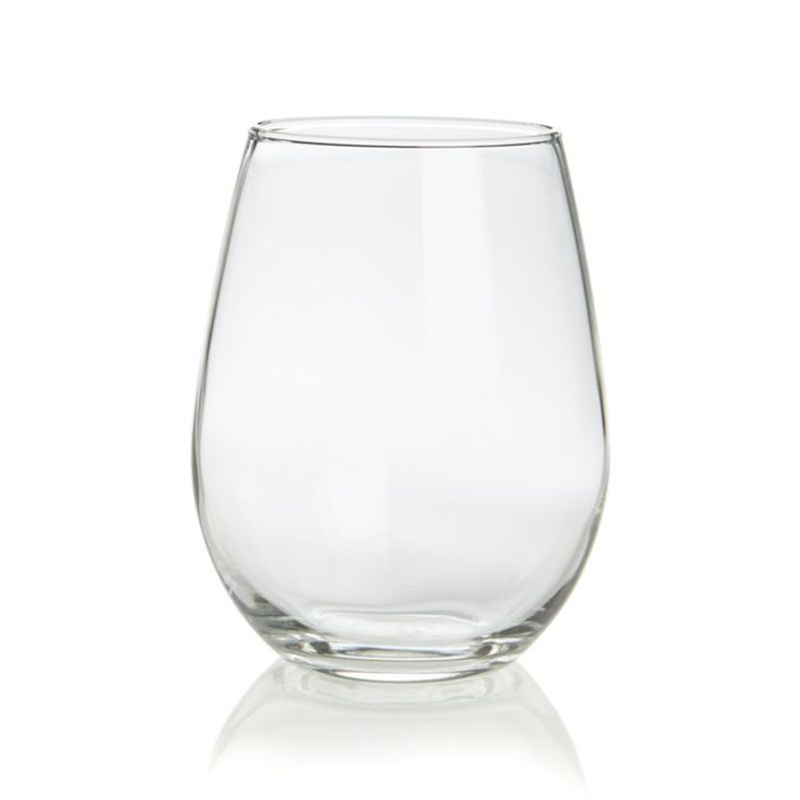 Stemless glasses provide the perfect handhold to look, swirl, smell and taste all kinds of fine white wines. Versatile shape at a great value makes this the perfect glass for parties and wine tastings. GlassDishwasher-safeMade in USA.