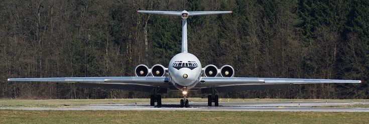 Ilyushin Il-62 Modernized