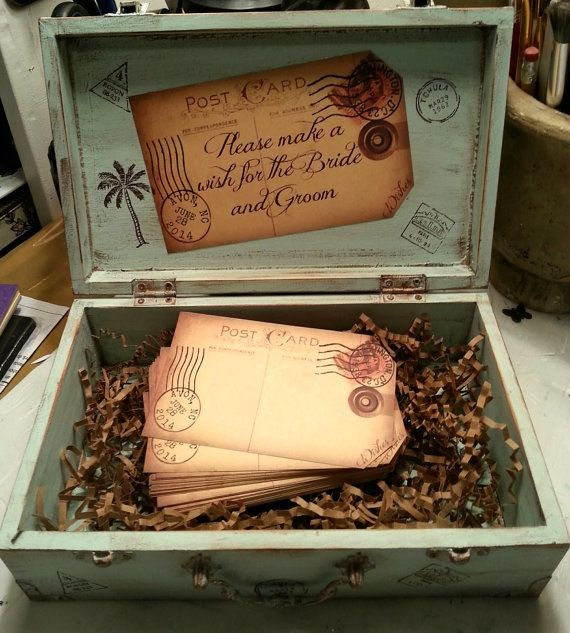 This Is A Wonderful Wedding Guest Book Alternative Makes It Fun For Your Guests To Leave Words Of Advice Or Well Wishes The Bride
