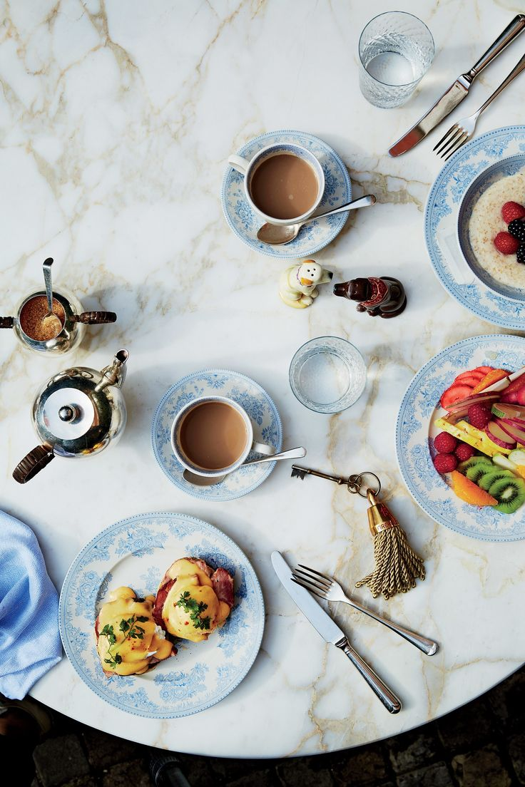 The Best Hotel Breakfasts in the World - Gone are the days of boring continental breakfasts.