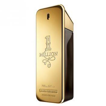 1 Million Paco Rabanne - Perfume Masculino - Eau de Toilette - 200ml com as melhores condições você encontra no site do Magazine Luiza. Confira!