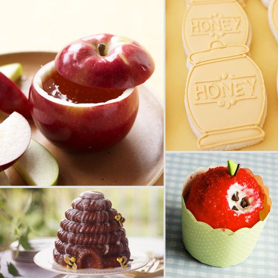 traditional rosh hashanah recipes