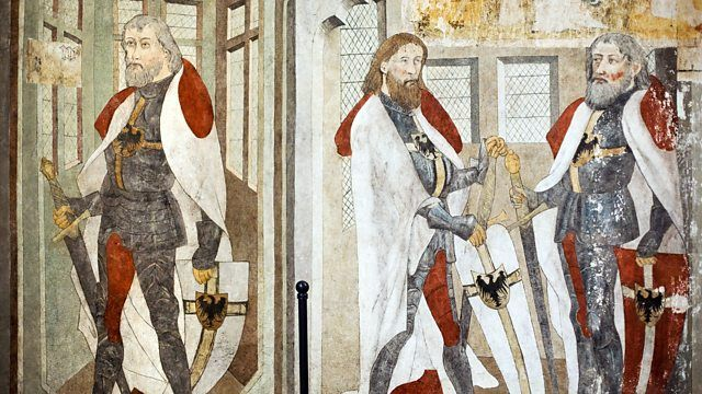 Melvyn Bragg and guests discuss crusades against Baltic pagans from 12th Century onwards.