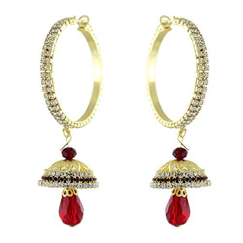 Dazzling Bollywood Inspired Gold Plated Red Pearls Tradit... http://www.amazon.in/dp/B01NB0LO25/ref=cm_sw_r_pi_dp_x_N0BLyb0RGE5N9