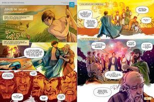 Jakob se seuns | Bybelse prenteverhaal