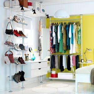 Dressing Room Idea- IKEA