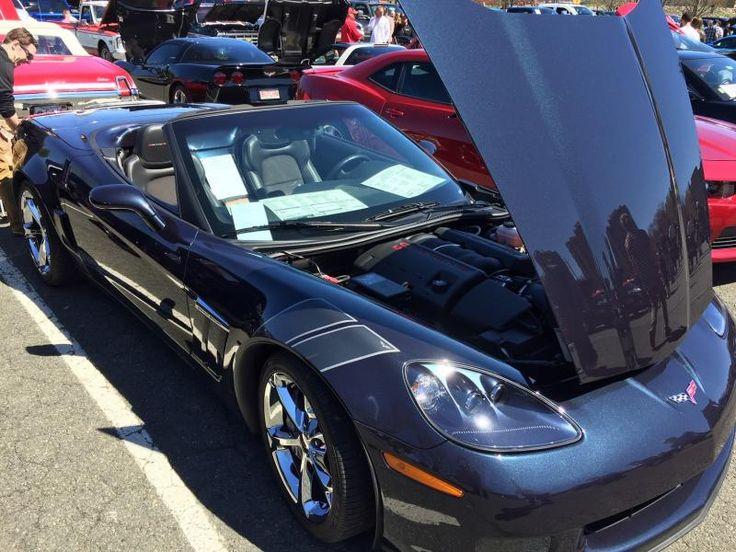 Enhanced Grand Sport with Xtra HP 2013 Corvette