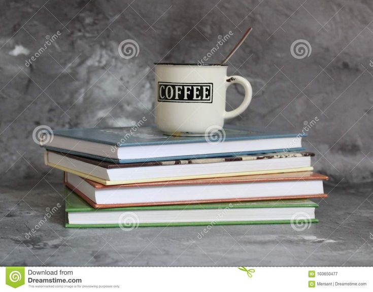 Coffee And Books - Download From Over 68 Million High Quality Stock Photos, Images, Vectors. Sign up for FREE today. Image: 103650477