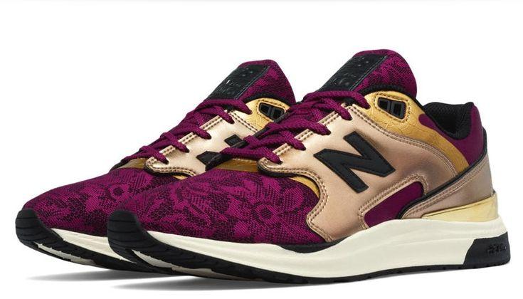 New Balance 1550 Molten Metals Casual pas cher prix Baskets Femme New Balance 100,00 €
