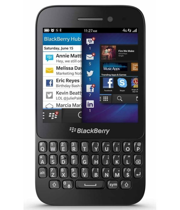Smartphone Ever..!! #Buy the #BlackBerry #Q5 #online in #India only at MosKart
