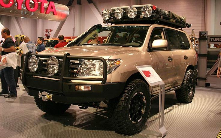 Opinions about Land Cruiser 200 ? - Page 3 - Expedition Portal