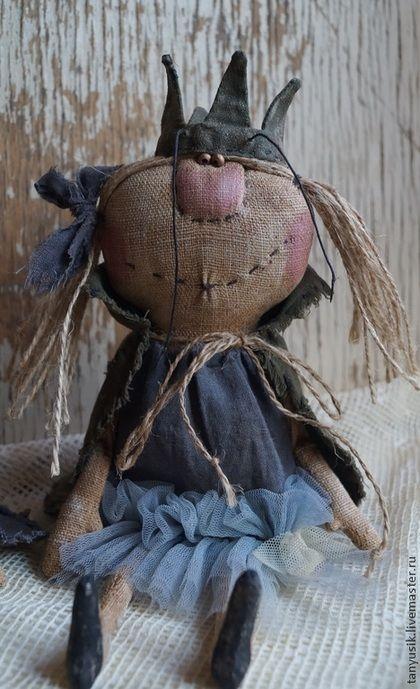 Ароматизированные куклы ручной работы. Ярмарка Мастеров - ручная работа Мухи : принцессовоя и весенняя.. Handmade.
