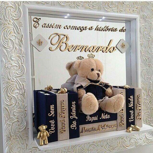Vem Bernardo, Vem! #colorindomomentos #personalizados #maternidade #portamaternidade #hr##urso # - colorindomomentos