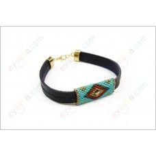 Miyuki Beads Bracelets-Turquoise