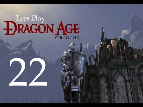 Let's Play DRAGON AGE: Origins Ultimate Edition -Modded- Part 22 - The Choice https://youtu.be/-K9Unl8z_j4