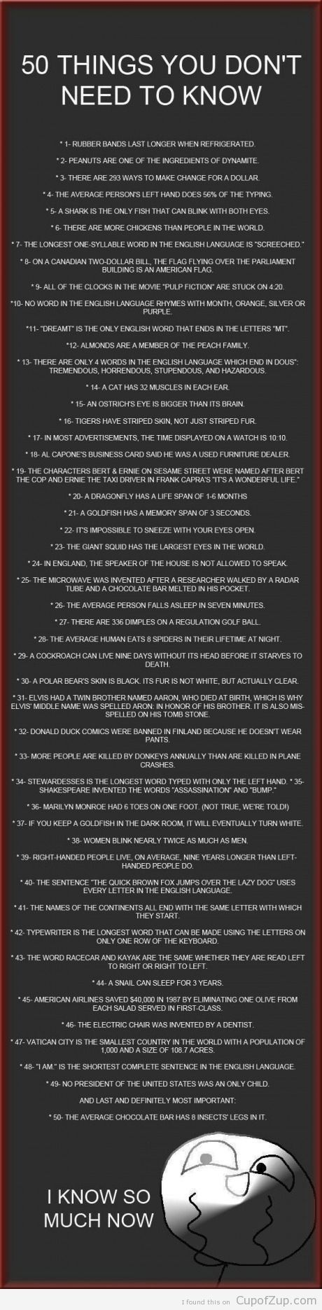 it's a good thing i don't eat chocolate...read #50 if you don't read any others:)