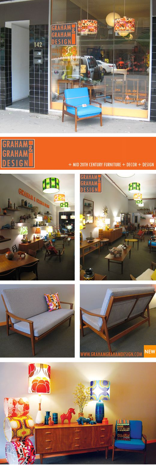 Stores To Explore #12 – Graham & Graham Design, Redfern, New South Wales