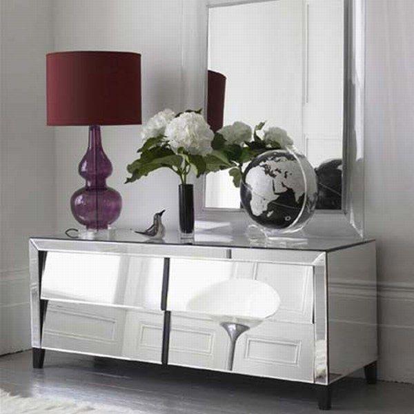 Bedroom Ideas Mirrored Furniture 14 best mirrored furniture ideas images on pinterest | mirrored