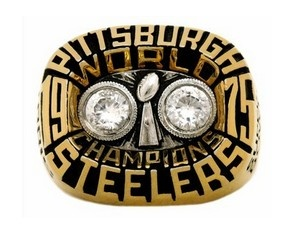 1976 Pittsburgh Steelers Super Bowl Ring  price:$169