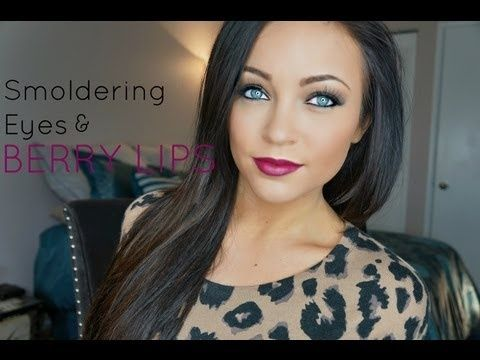 AMAAAAZING tutorial with Urban Decay's NAKED 2 pallette! Pin now or you'll regret it! Diff lips